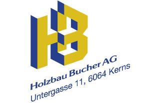 Logo der Firma Holzbau Bucher AG