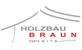 Logo der Firma Holzbrau Braun
